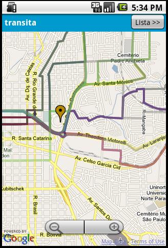 transita map